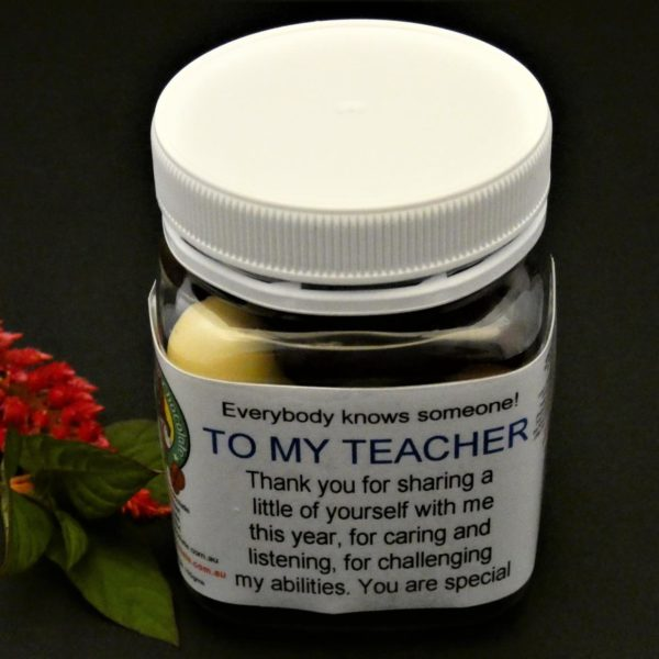 To My Teacher