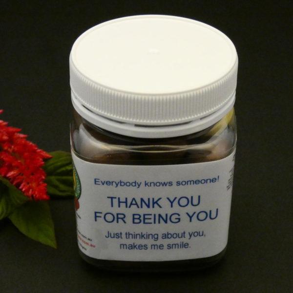 Thankyou Jar