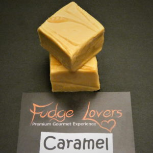 Caramel Fudge Lovers