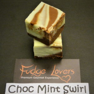 Choc Mint Swirl Fudge Lovers