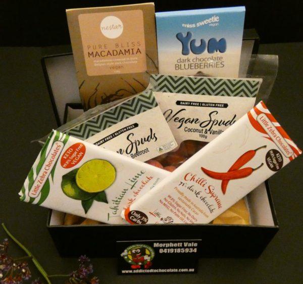 Vegan Chocolate Gift Pack