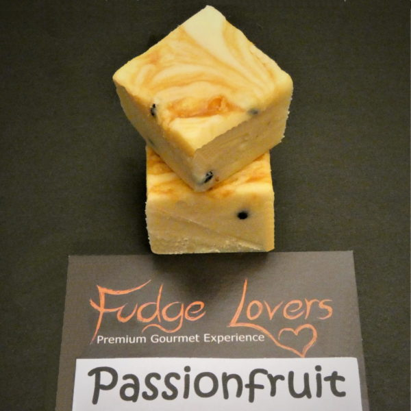 Passionfruit Fudge Lovers